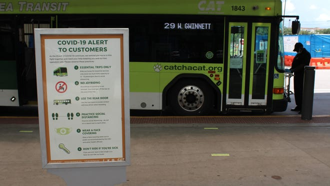 Chatham Area Transit has implemented a wide range of COVID-19 measures since March, resulting in funding difficulties.