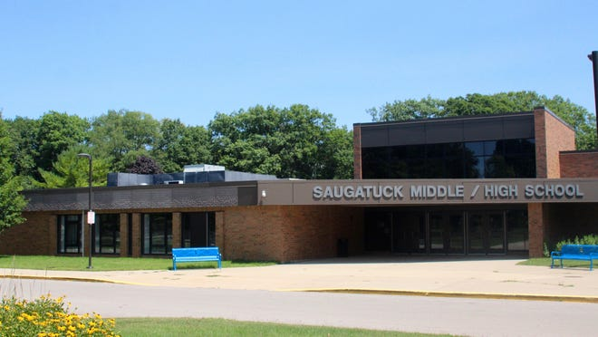 Saugatuck Middle/High School is shifting to remote learning through Friday, Nov. 20.
