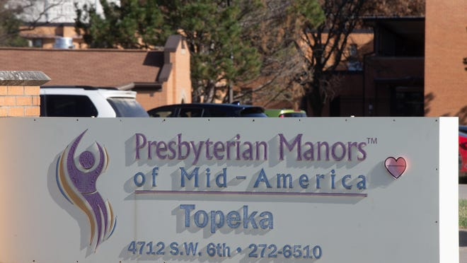 Topeka Presbyterian Manor, 4712 S.W. 6th St., announced Thursday that a third resident has died from the coronavirus.