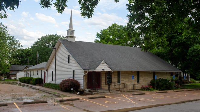 Rossville Christian Church, located in Rossville off US-24 highway, holds Sunday worship at 10 a.m.