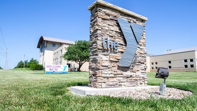 Topeka YMCA announced Wednesday has filed for bankruptcy protection.