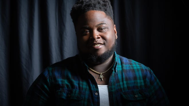 """Topeka native and R&B artist T-Rell's new album """"Rell Play"""" features seven songs that have a classic R&B feel."""