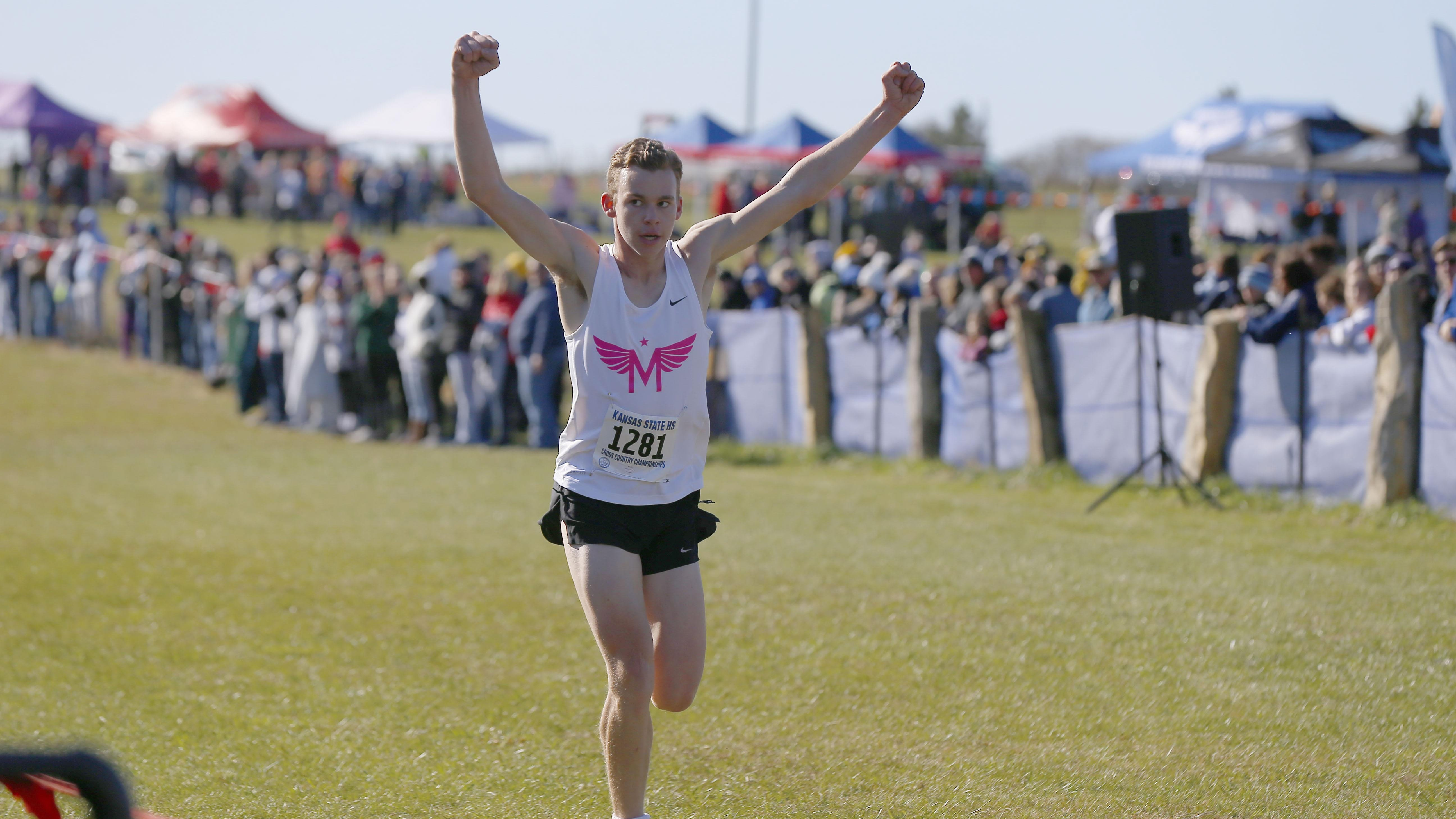 Area Cross Country Preview