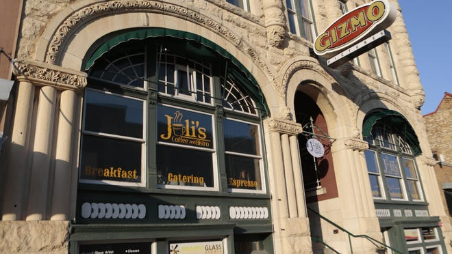 The owners of Juli's Coffee and Bistro, Prairie Glass Studio and Gizmo Pictures told The Topeka Capital-Journal they are preparing to relocate as the building in which those businesses operate has sustained some structural damage. That building, at 112 S.E. 8th Ave., could be closed soon.
