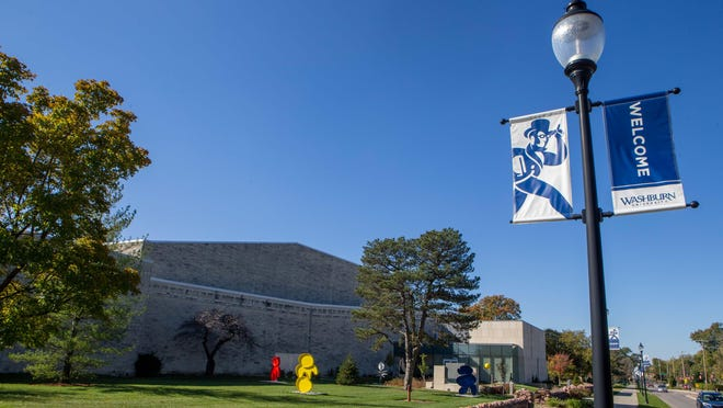 The area to the north of White Concert Hall at Washburn University may soon be under construction after the Washburn Board of Regents approved the university's plan to build a $6.4 million recital hall.