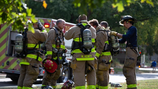 The city of Topeka and the Topeka Fire Department union declared a contract impasse.