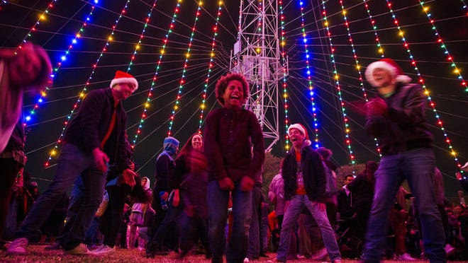 This year, the Zilker Tree lighting will be streamed starting Sunday at 6 p.m.