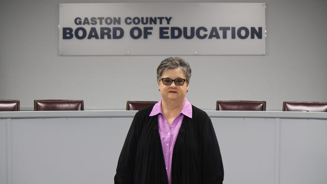 Beverely Robbie Lovelace was elected to the Cherryville Township seat of the Gaston County Board of Education. She will be sworn in in December.