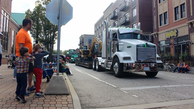 The annual Holland/Zeeland Labor Day Community Truck Parade has been canceled due to the coronavirus pandemic.