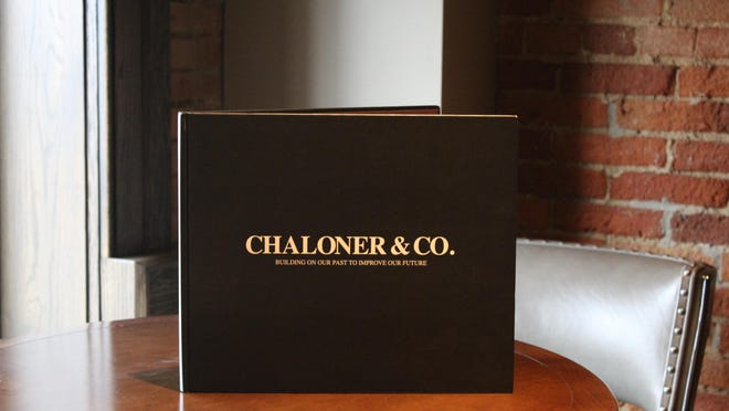 """""""Chaloner & Co.: Building on our past to improve our future"""" was released Feb. 16. The coffee table book serves as a timeline of the downtown Adrian business. The book includes little known details about the store's history, including a murder and one of Adrian's most notable female business owners -- Laura Chaloner."""