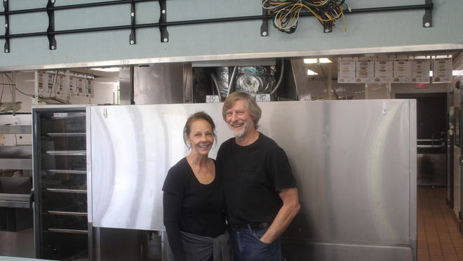 Sue and Tom Jakubowski, owners of Jakes Smokehouse, are working to move the restaurant to 1225 N. Main St., Adrian, which was a Burger King. Jakes Smokehouse is expected to reopen in November.