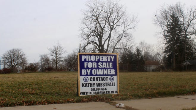 Adrian Public Schools will accept bids for the former McKinley Elementary School property with the hopes of unloading another vacant lot. The district sold the former Garfield Elementary property earlier this year.