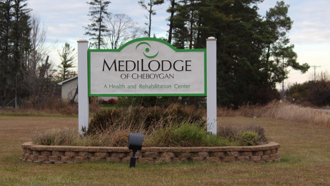Medilodge of Cheboygan has been hit especially hard with COVID-19 cases over the last several weeks, with more than 70 cases being reported in the facility, between staff and residents. Members of the community have stepped up to help gather supplies needed at the facility. Photo by Kortny Hahn