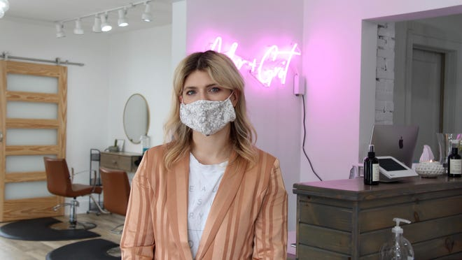 A misdemeanor charge against Holland salon owner Sarah Huff for opening in violation of the governor's executive orders last spring was dismissed by the Ottawa County Prosecutor's Office after the Supreme Court ruled the orders were invalid at the time.