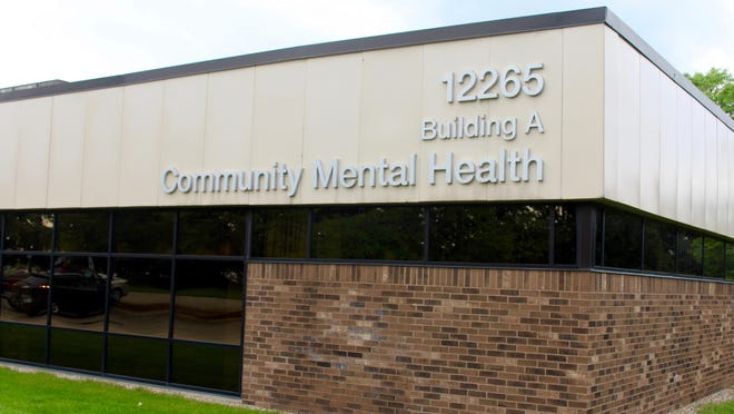 The Ottawa County Community Mental Health building. More than 30 Certified Community Behavorial Health Clinics in Michigan will become eligible to provide mental health services for residents through Medicaid.