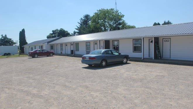 Heritage Motel reopened on June 1 after an October 2019 fire.