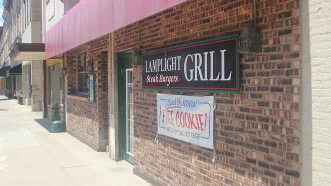 Lamplight Grill, 314 W. Main St., in downtown Ionia.