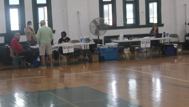The Armory Community Center, 439 W. Main St., in Ionia, served as the polling location for residents in the Aug. 4 primary election.