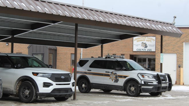 At the Jan. 26 Cheboygan County Board of Commissioners meeting, the county commissioners approved the Cheboygan County Sheriff's Department to purchase three new patrol vehicles from Fernelius Ford Dealership. Photo by Kortny Hahn