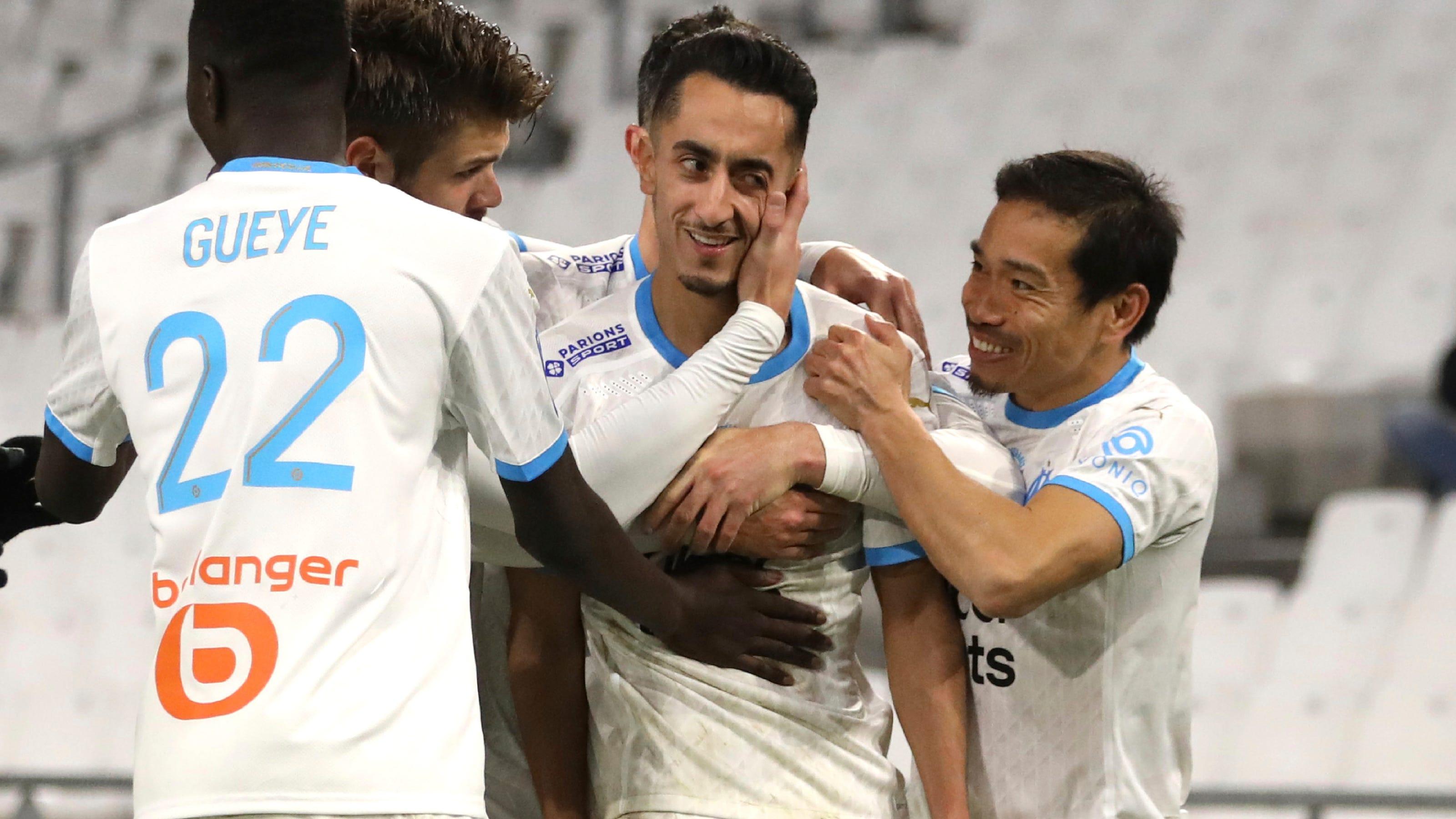 Marseille seeks league downsizing amid French soccer turmoil