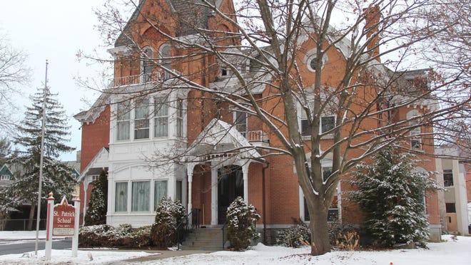 St. Patrick School in Owego will close in June.