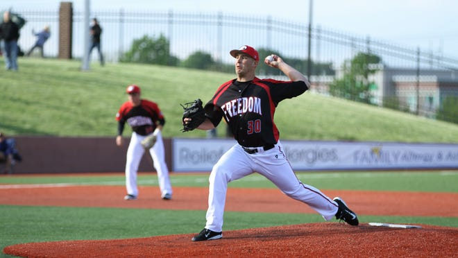 Former La Salle High and Northern Kentucky University standout Dave Middendorf is now thriving with the Florence Freedom.