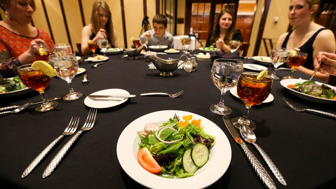Rural Iowa junior high school kids are instructed in formal dining etiquette at the Hotel Pattee one small counter-offensive in a world where we now shovel McNuggets and food-truck fare down our gullets.
