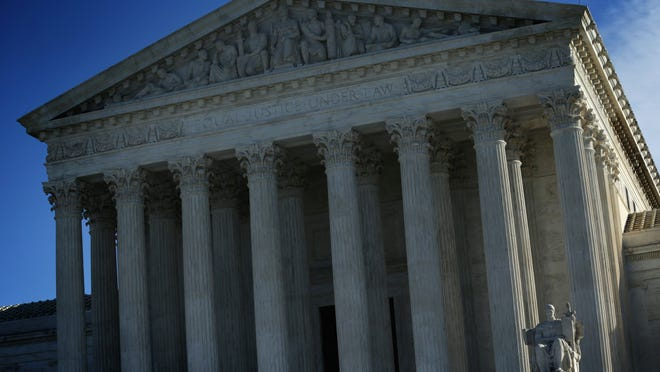 The Supreme Court will take up a case on Michigan's gay marriage ban.