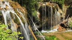 Try these 8 Colorado waterfall hikes