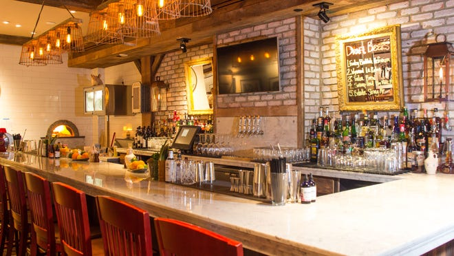Bar Tulia, a hip gastropub with an Italian twist, opened in downtown Naples in November.