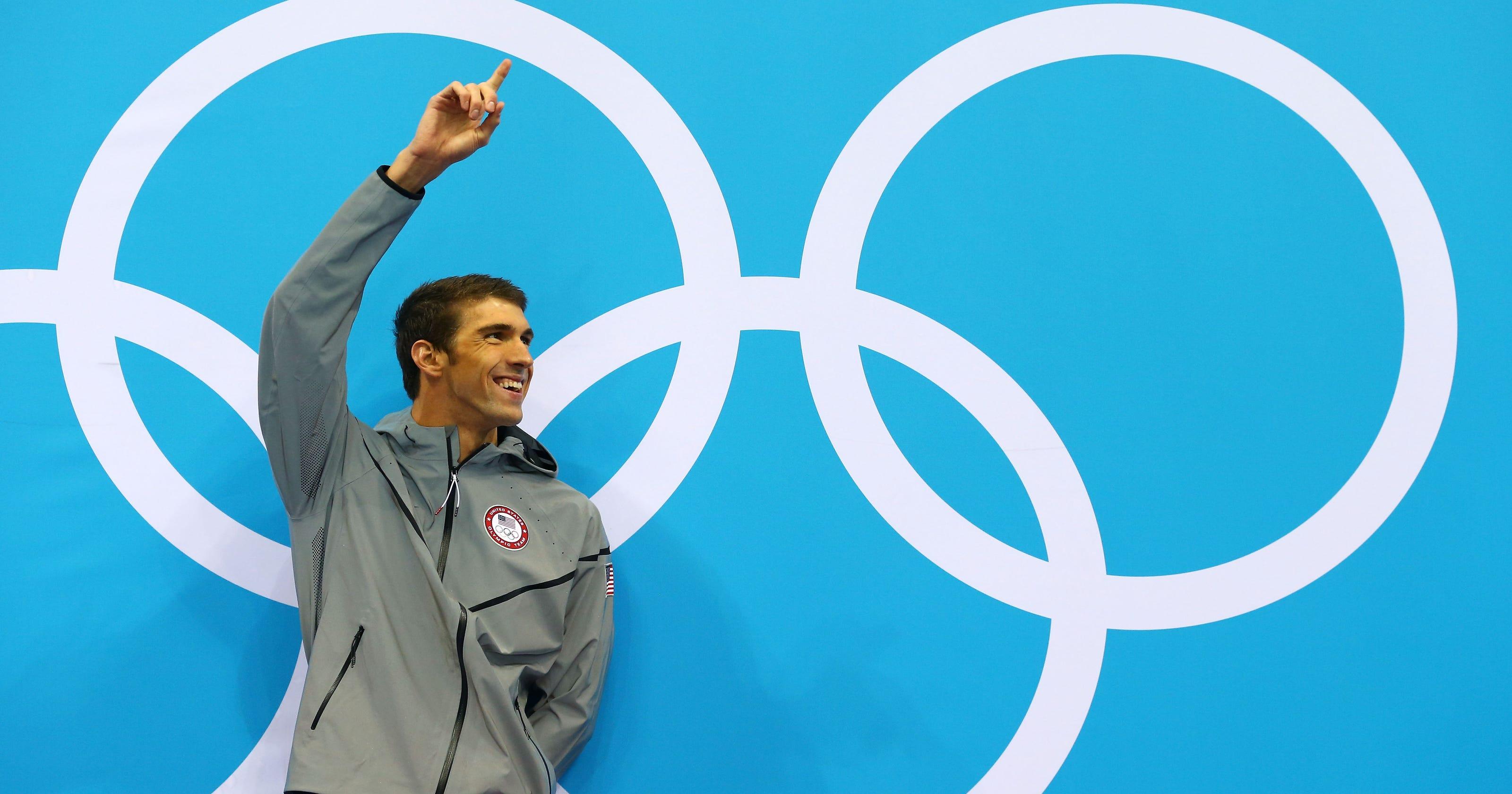 06266bfae93b4 Olympic great Michael Phelps ending retirement