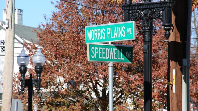 Speedwell Avenue is the main street in downtown Morris Plains.