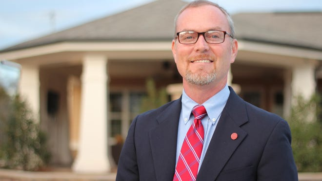 Steve Lane, a Republican running for the 4th Congressional District