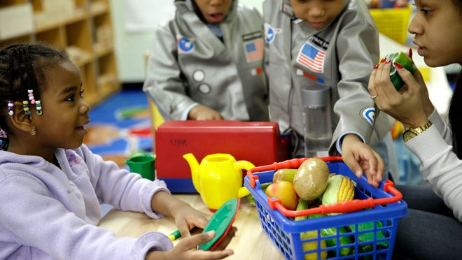 Gov. Bill Haslam is waiting for findings from an ongoing study to decide whether to pursue expanding the state's voluntary pre-K program for 4-year-olds.