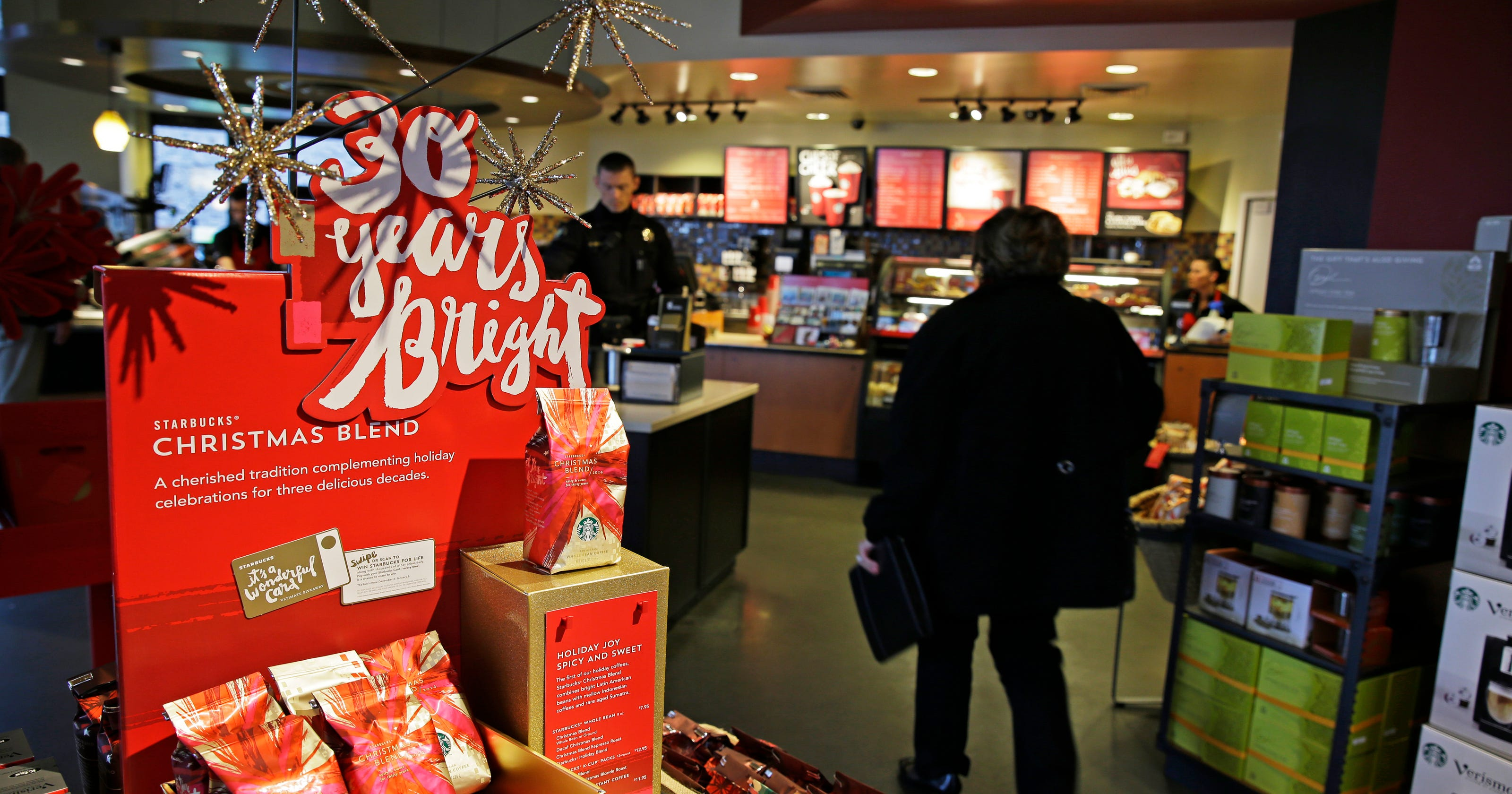 72a2bd738c2 For holidays, seasonal flavors bring sales boon