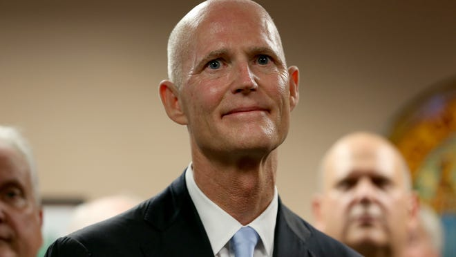 Gov. Rick Scott on Friday signed an expansion of the state's school voucher program into law.
