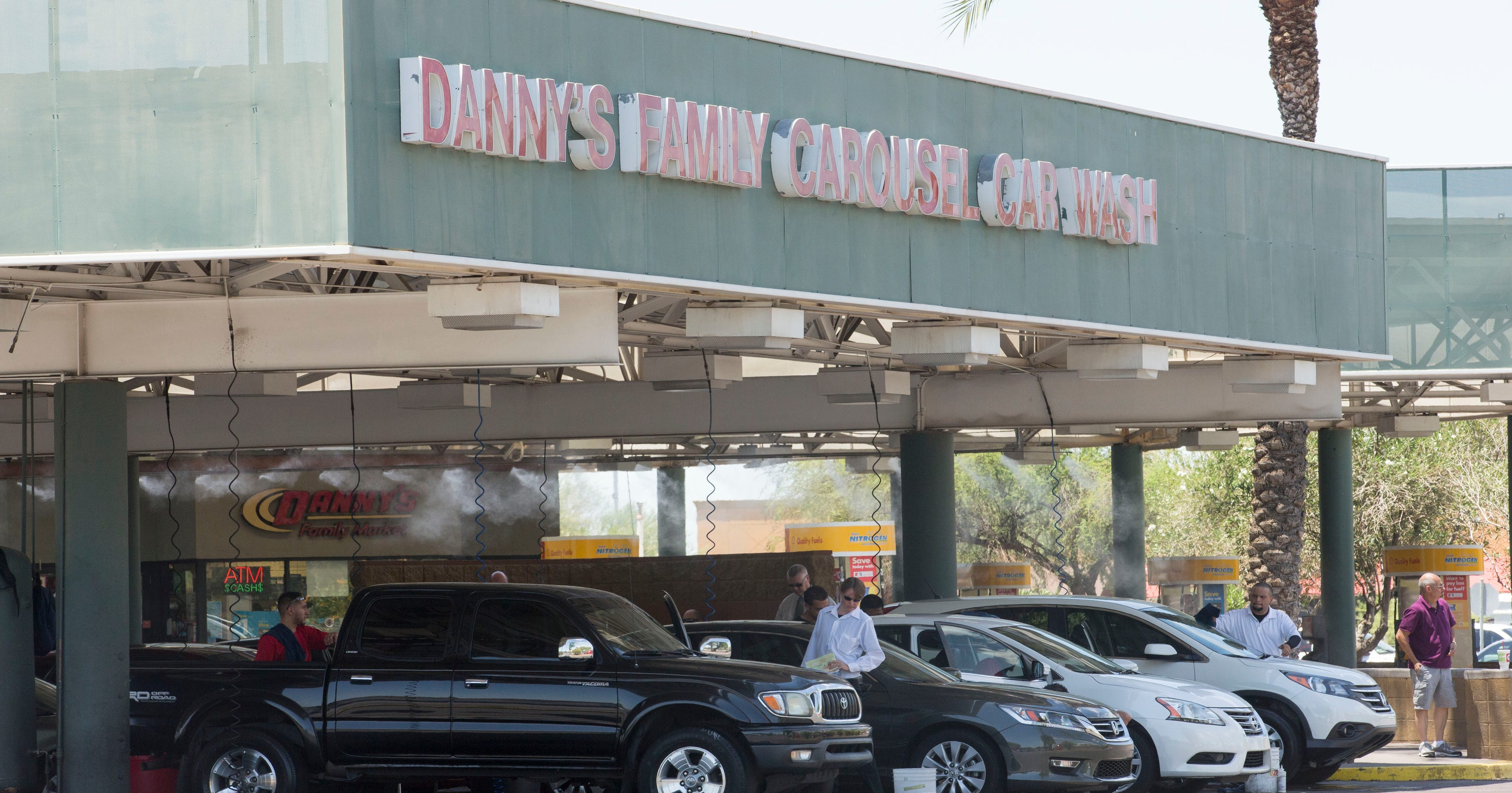 Danny S Family Car Wash Is Now Called Jacksons