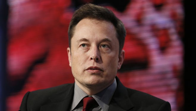 Elon Musk, Tesla Motors CEO, speaks at the Automotive News World Congress in Detroit in January. During a financial call held Feb. 11, Musk stressed that the company does not want to see the same delays that affected the Model X launch happen with the Model 3.