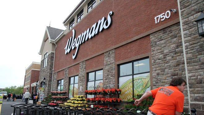 Wegmans Food Markets, which completed a major expansion of its East Avenue store in 2013, is looking to build as many as 10 new stores.