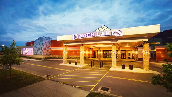 Finger Lakes Gaming & Racetrack is only 27 miles from