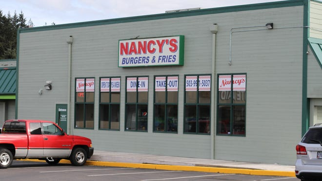Nancy's Burgers and Fries opened its latest location in South Salem on Wednesday.