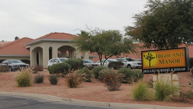 Highland Manor of Mesquite is a premier senior care facility located in Mesquite, Nevada