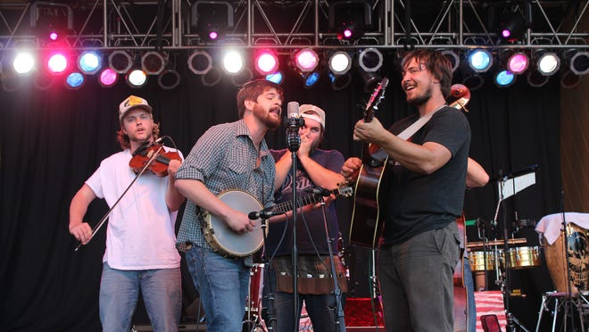 Horseshoes & Hand Grenades will perform a virtual concert on Saturday to celebrate its new album release.