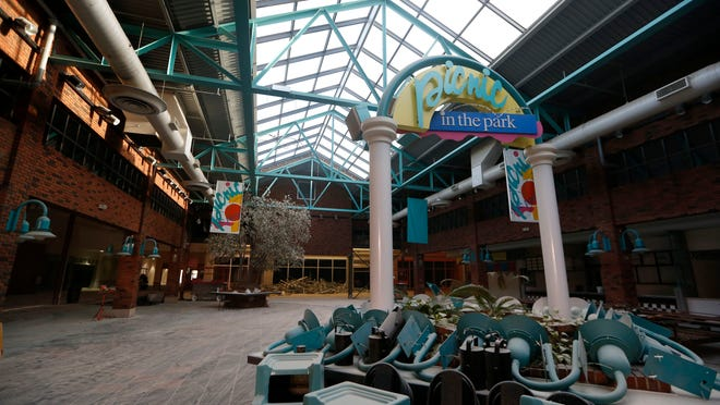 Construction is ongoing in the former food court at the Tallahassee Mall where the eatery is being converted into a new facility called the Brickyard, a performance venue that will showcase musical acts when the mall re-opens with its expected completion date of summer 2015.