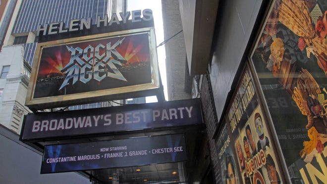 """Rock of Ages"" closed Jan. 18, ushering in the sale of the 102-year-old theater named for longtime Rockland County resident Helen Hayes, known as ""the First Lady of the American theater."" The sale hit a snag last week."