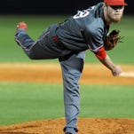 Petal star pitcher Calder Mikell has 72 strikeouts this season. The Panthers open the Class 6A baseball playoffs today at Hancock.