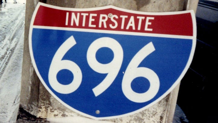WB I-696 in Oakland County closing for repairs June 1-4