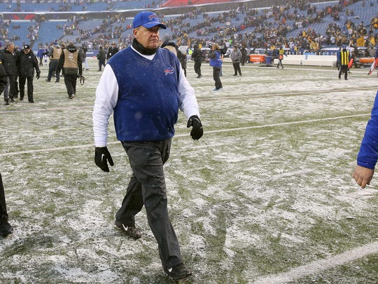 With his team 7-7 and his bosses clammed up, Rex Ryan
