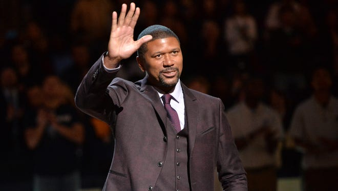 Former NBA player Jalen Rose joins NBA A to Z.