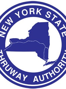 Overnight work planned this week on the New York State Thruway will be rescheduled.